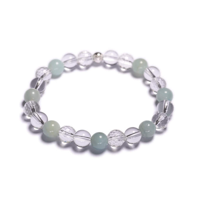 Damsky-koralkovy-naramek-ciry-kristal-zeleny-amazonit-bile-zlato-a.jpg
