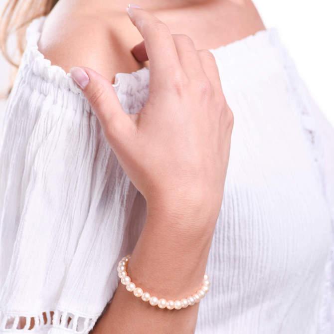 Damsky-perlovy-naramek-ruzove-sladkovodni-perly-AA-bile-zlato-ruka.jpg