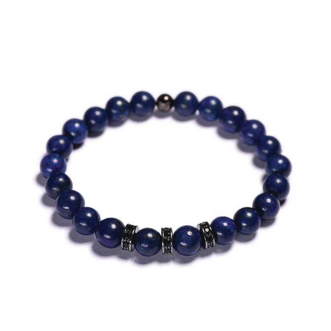 Pansky-koralkovy-naramek-modry-lapis-lazuli-stopery-guna-metal-a.JPG